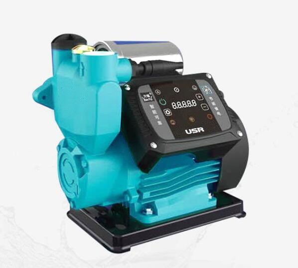 DWM-ZH Intelligent frequency conversion self priming vortex pump